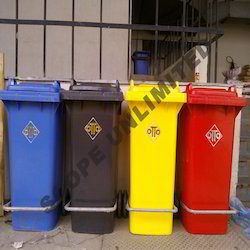 Bio Medical Waste Dustbins