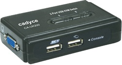 2 Port Desktop USB KVM Switch