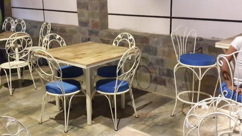 Hotel furniture restaurant high chair manufacturer from pune