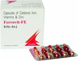 Carbonyl Iron Vitamin & Zinc Capsule