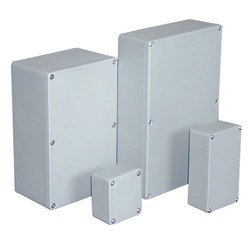 IP 65 PVC Junction Boxes