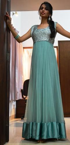 e6400f346b45b1 Indo Western Evening Gown at Rs 1700  piece(s)