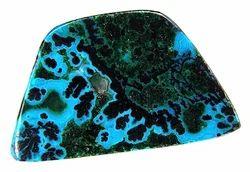 Azurite Chrysocolla Stone