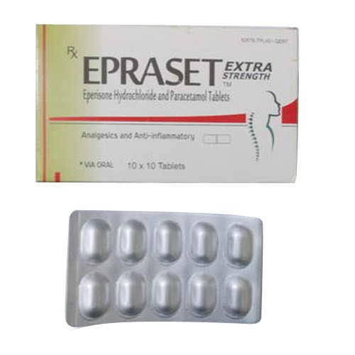 Evaluation of eperisone hydrochloride in the treatment of ...
