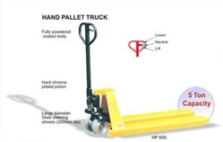 Heavyweight Pallet Truck