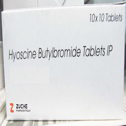 Hyoscine Butybromide Tablets