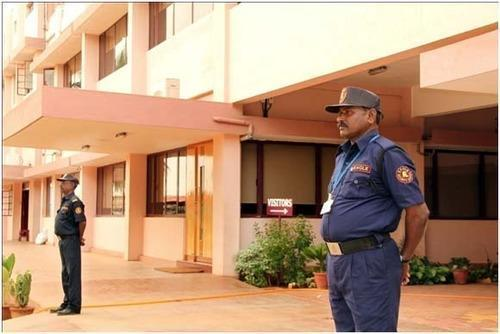 Apartment Security Guard Service in Greater Noida, Noida | ID: 9182197512