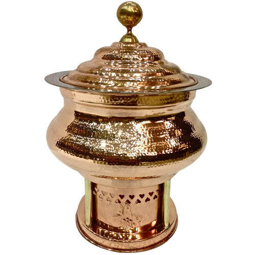 Wondrous Copper Chafing Dishes Part 1 Copper Chafing Dish Set With Download Free Architecture Designs Saprecsunscenecom
