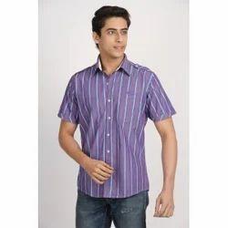 Striped Multicolor Shirt Shirt
