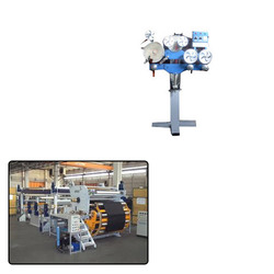 Embossing Machine for Roller Plant