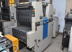 Used Ryobi 512 Two Color Offset Printing Machines