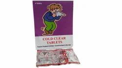 Paracetamol Phenlyephrine Hydrochloride Tablet