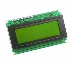 8x2 Numeric LCD