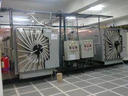 ETO Gas Sterilizer Plant