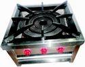 3 Ring Burner - Gas Range