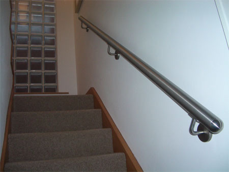 Bar Staircase Handrail