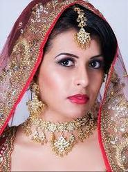 Bridal Make- Up Service