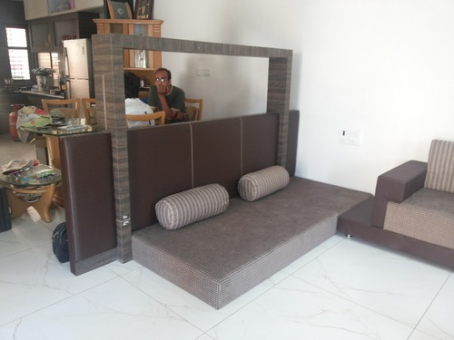 Sslw Wooden Low Seating Sofa Hall, Low Seating Furniture