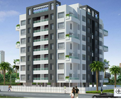 Luxurious Apartments Residential Construction Service
