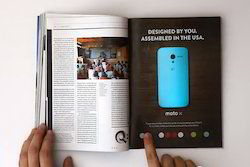 Magazine Ads Services