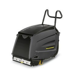 Karcher Escalator Cleaning Machine