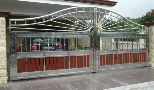 Stainless Steel Gate Stainless Steel Gate Designs With