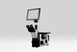 Digital Inverted Metallurgical Microscope