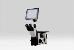 Digital Inverted Metallurgical Microscope