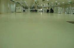Polyurethane Flooring / PU Flooring, For Indoor, Anti-Skidding