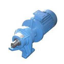 Foot Mounted Planetary Geared Motor