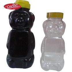 Teddy Bear Honey PET Bottle