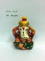 Meenakari Small Ganesha Statue