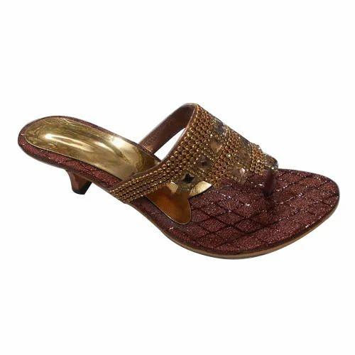 fb0a4e92bbec22 Partywear Pencil Heel Sandal