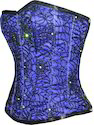 Sequined Overbust Corset