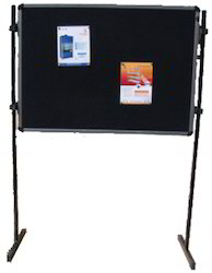 Exhibit Panel for Outdoor Use