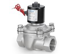 SS Diaphragm 2/2 Way Solenoid Valve