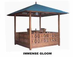 Immense Gloom Garden Tent