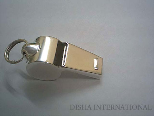 Sterling Silver Whistle