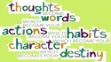 Character And Personality Development
