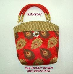 Bag Feather Broket