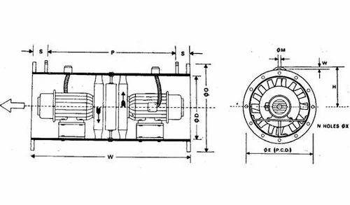 tunnel ventilation fans