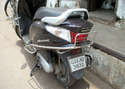 Two Wheeler Foot Rest