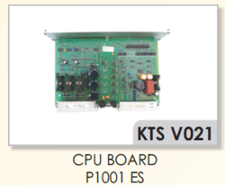 VAMATEX P1001 ES CPU Board