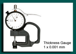 Mitutoyo 7327 Dial Thickness Gauge
