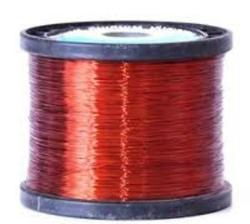 Dual Coated Enamelled Aluminum Wire