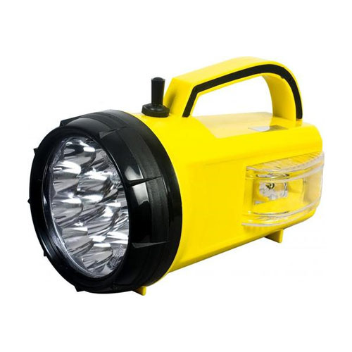 Rechargeable Emergency Torch