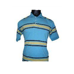 Light Blue Polo T-Shirts