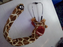 Giraffe Stethoscope Cover