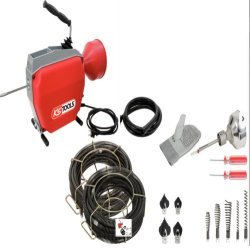 Channel and Pipe Cleaning Tools Kits