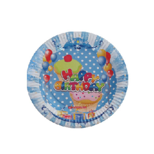 Printed Paper Plates  sc 1 st  IndiaMART & Printed Paper Plates Disposable Cutlery And Crockery | Karmallys ...